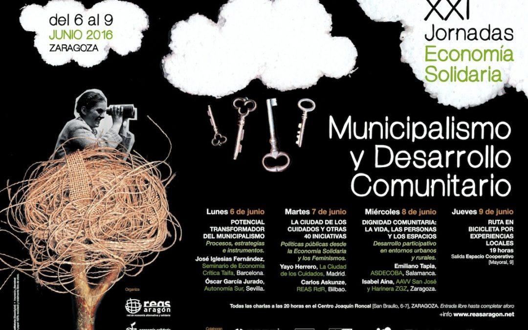 XXI Jornadas de Economía Solidaria