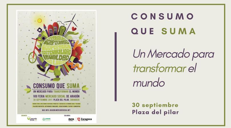 30 de septiembre la cooperativa del Mercado Social sale a la calle